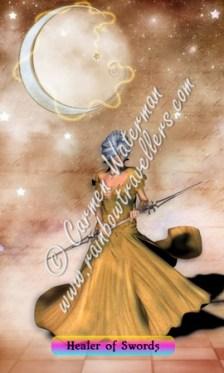 © 2015 Carmen Waterman - The Healer of Swords
