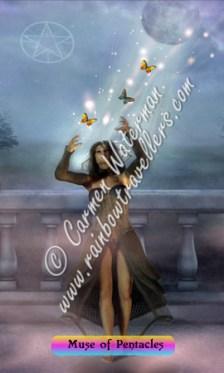 © 2015 Carmen Waterman - The Muse of Pentacles