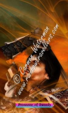 © 2015 Carmen Waterman - The Protector of Swords