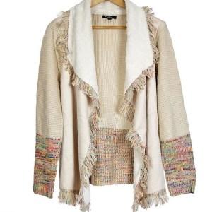 Beige-Jacket-With-Tassels
