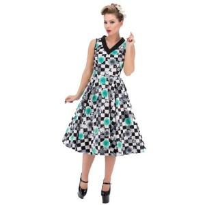 PETITE-TULIPS-SWING-DRESS-1