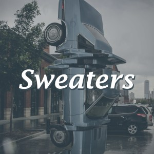 SWEATERS AND JACKETS