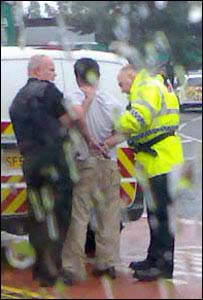 Glasgow suspect arrested
