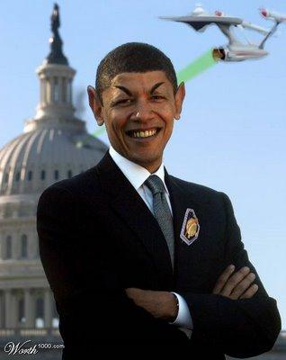 Spockbama!