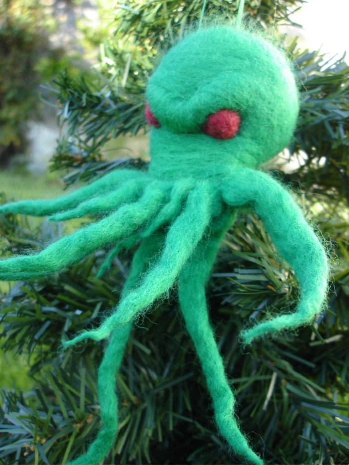 Have a very Cthulhu Cthristmas