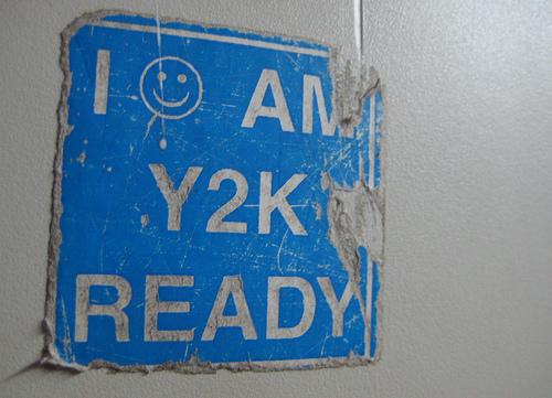 I am Y2K Ready