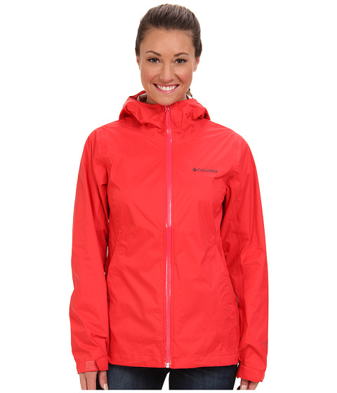 Columbia EvaPOURation Ladies Rain Jacket