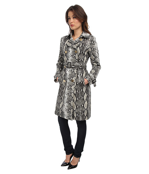 Diane von Furstenberg Ariane long Trench Coat