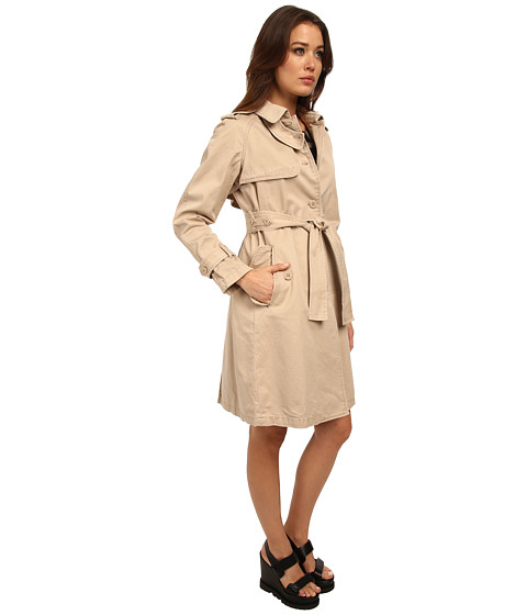 Marc by Marc Jacobs Slim Trench Coat