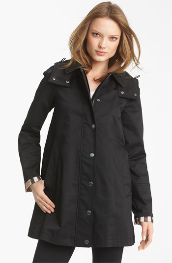 Cute raincoats for women with hood