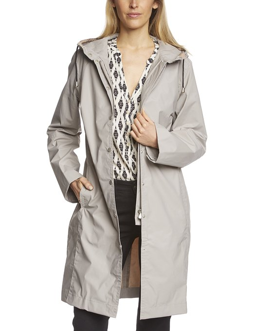 Ilse Jacobsen Women's Waterproof Raincoat
