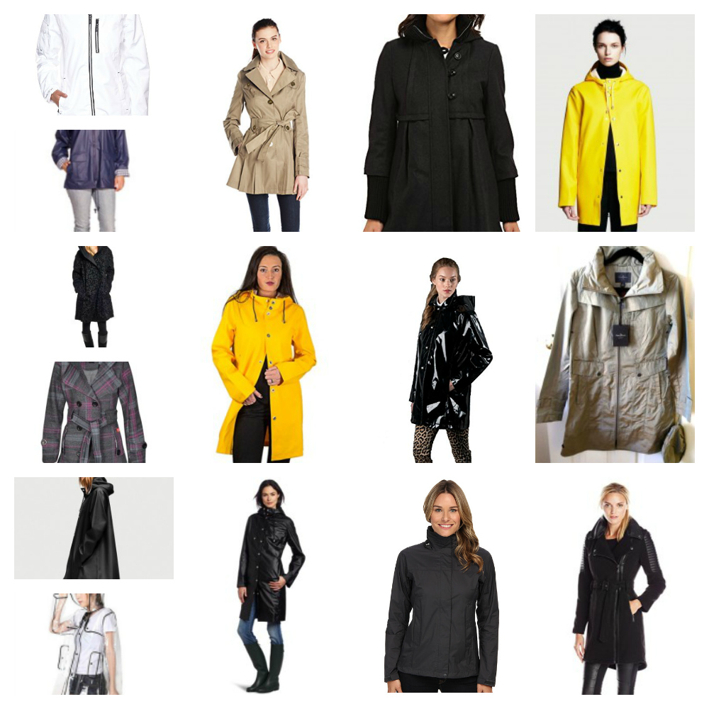 Best Womens Raincoats