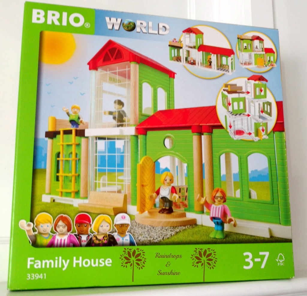 Let Their Imaginations Soar With Brio World #HolidayGiftGuide