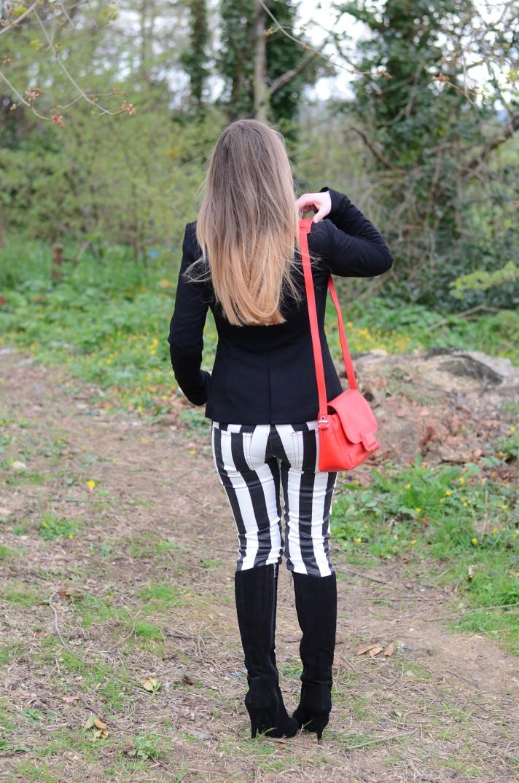 Black Amp White Stripes Like Beetle Juice Raindrops Of