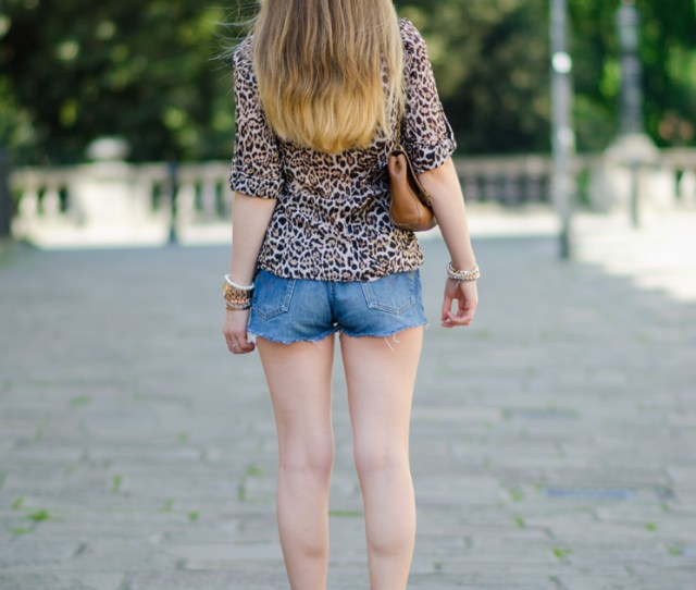 Follow Previous Post Leopard With Denim Shorts