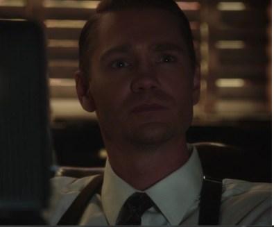 Chad Michael Murray as Chief Jack Thompson