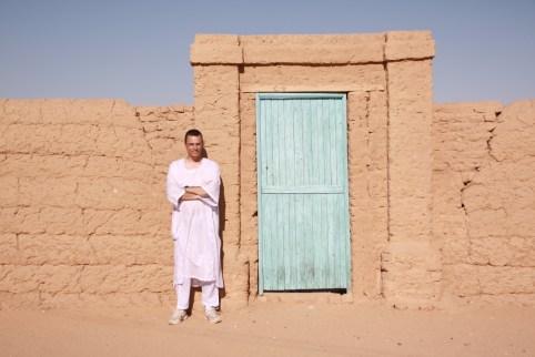 In Wadi Halfa