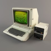 Apple II Personal Computer, 1981