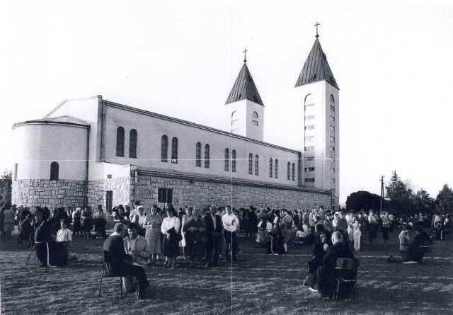 As confissões que tanto caracterizam o Santuário mariano de Medjugorje