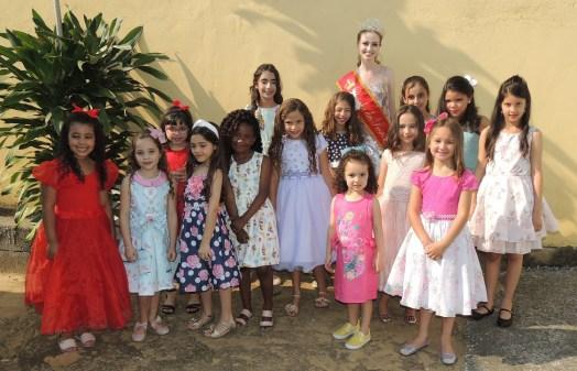 Todas as candidatas à Garota Brotinho 2019 de Sta. Efigênia