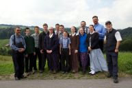 Anabaptist Friends at Boden bei Hirzel, 2013