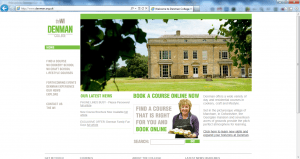 Denman College Homepage