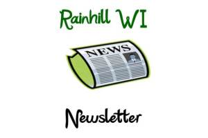 Rainhill Newsletter