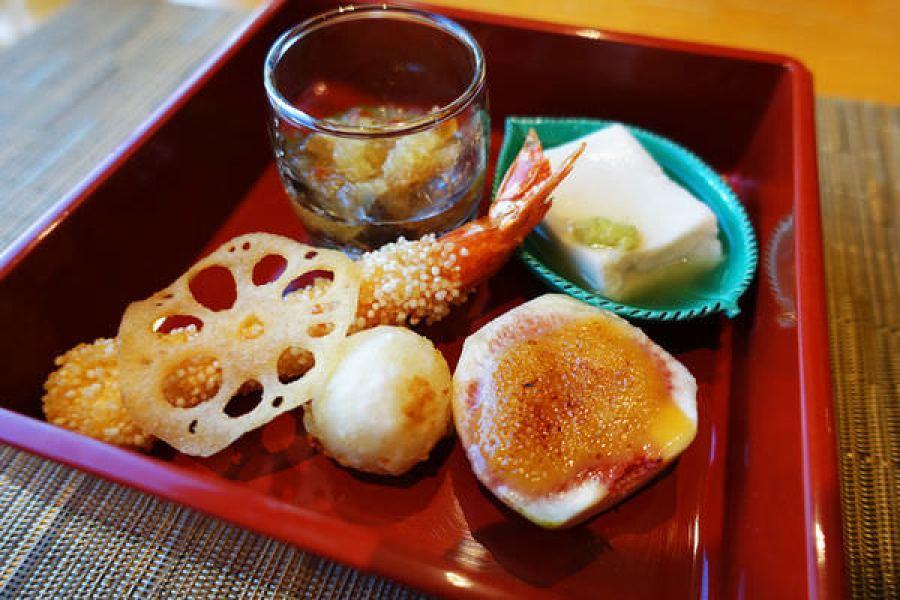 台北 | 香格里拉遠東 ibuki by TAKAGI KAZUO 日式鐵板燒海陸套餐,銷魂回煎牛排