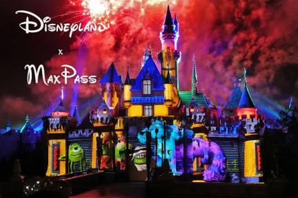 加州迪士尼樂園 Disneyland Park   MaxPass 必買!! 手機抽 FastPass 省時玩最多!!