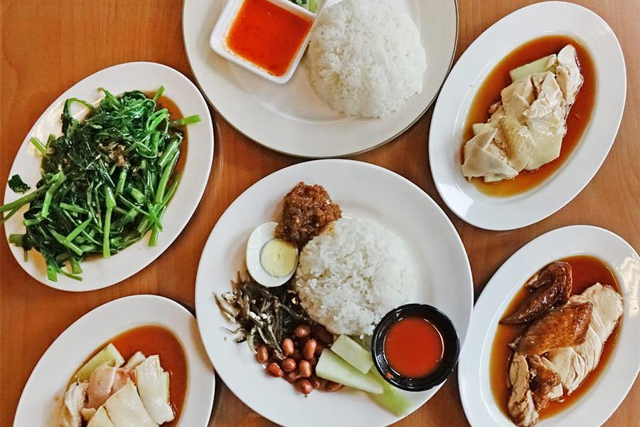 高雄東馬海南雞飯、燒雞、喇夕惹嬤飯,三民區秒殺南洋風味!