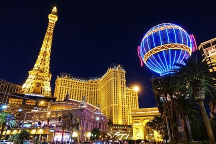 拉斯維加斯住宿 | 巴黎酒店 Paris Las Vegas 入住賭城中心,與鐵塔共眠