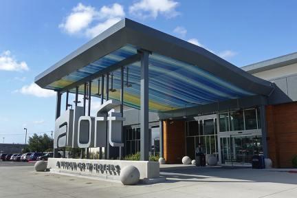 舊金山機場雅樂軒酒店 Aloft San Francisco Airport 平價住宿 免費接駁