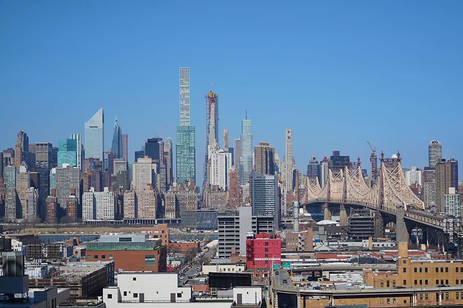 紐約長島市住宿 | Aloft Long Island City-Manhattan View 雅樂軒景觀飯店,地鐵一站進曼哈頓!!