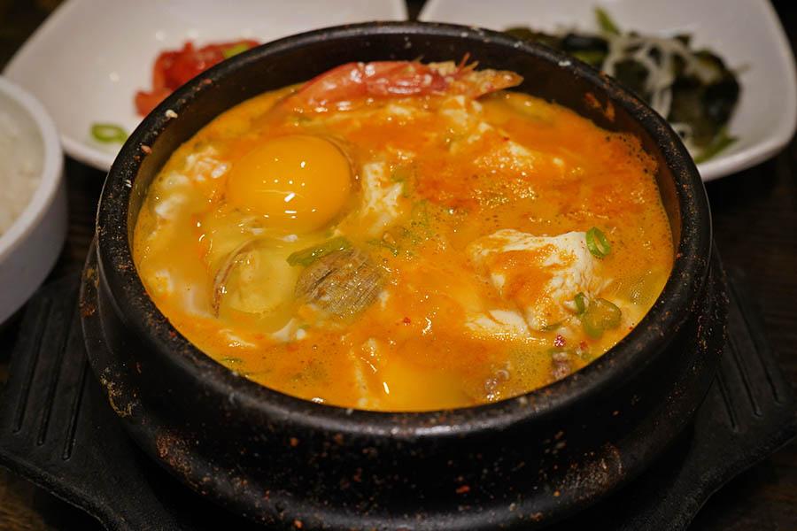 BCD Tofu House 紐約韓式料理,韓國城超人氣豆腐鍋專賣