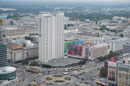 Novotel Warszawa Centrum 華沙中心諾富特酒店,中央火車站高樓平價住宿推薦!!
