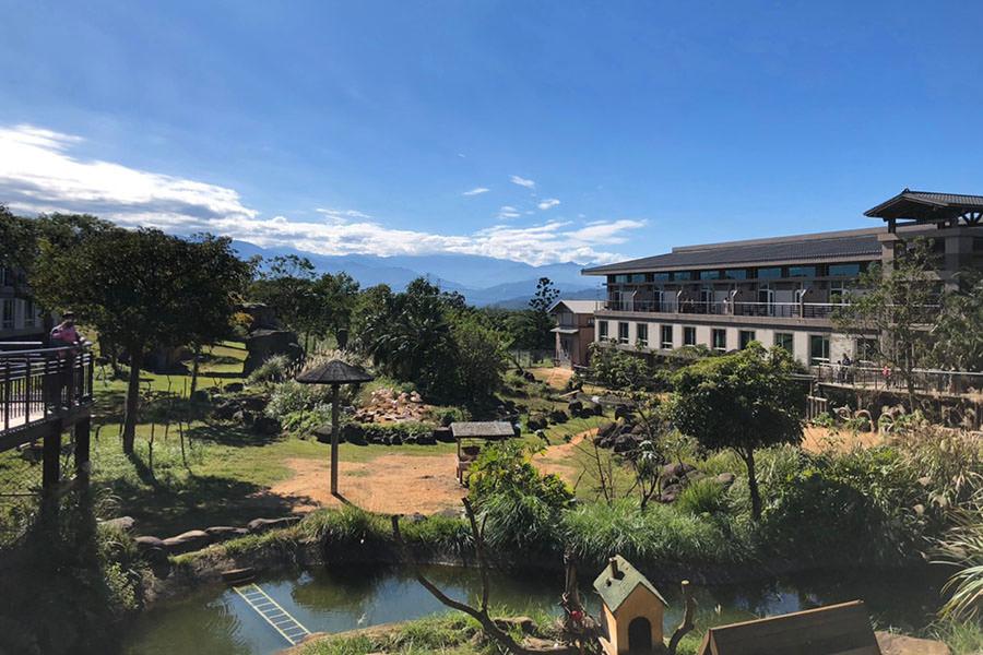 關西六福莊生態渡假旅館 Leofoo Resort 住進動物園,全台唯一體驗生態超療癒!!