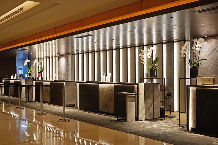 台北喜來登大飯店 Sheraton Grand Taipei Hotel 老牌五星酒店~捷運下車就到!!