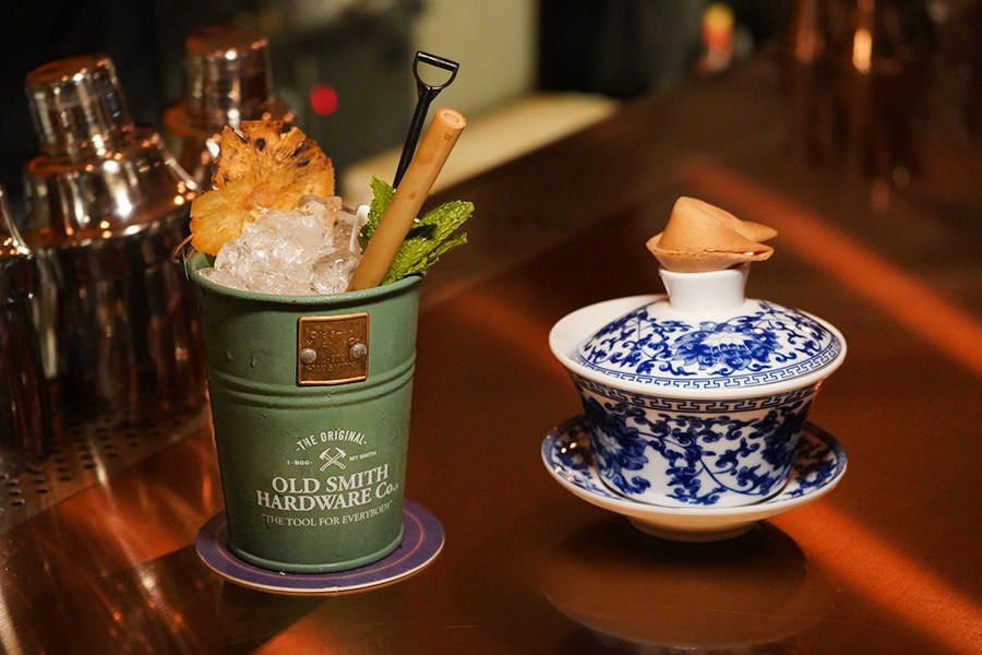 VG The Seafood Bar 台北海鮮餐酒館,創意調酒配浮誇海鮮拼盤超過癮!!