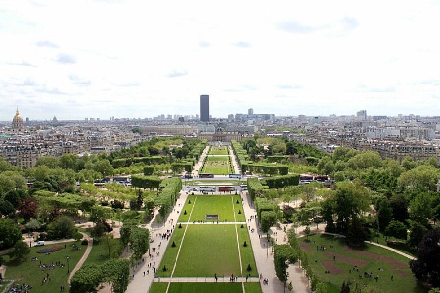 [法國] 巴黎 Paris @ 戰神廣場 Champ de Mars – 艾菲爾鐵塔 la tour Eiffel 完美觀賞點