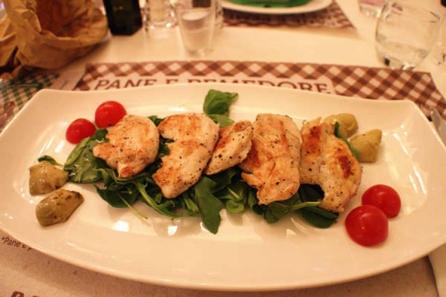 佛羅倫斯美食 Florence Restaurants Moyé 典型義式餐館