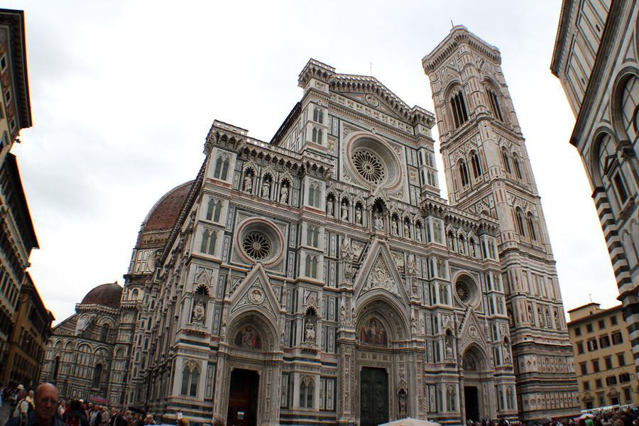 聖母百花大教堂 Basilica di Santa Maria del Fiore 佛羅倫斯絕美聖殿