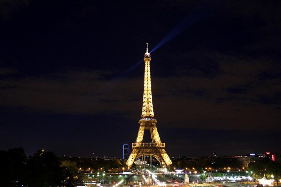 [法國] 巴黎 Paris @ 夏祐宮 Palais de Chaillot – 艾菲爾鐵塔 la tour Eiffel 完美觀賞點 (影片)