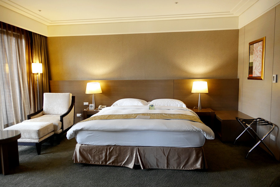桃園福容大飯店 Taoyuan Fullon Hotels & Resorts 麗景套房住宿分享