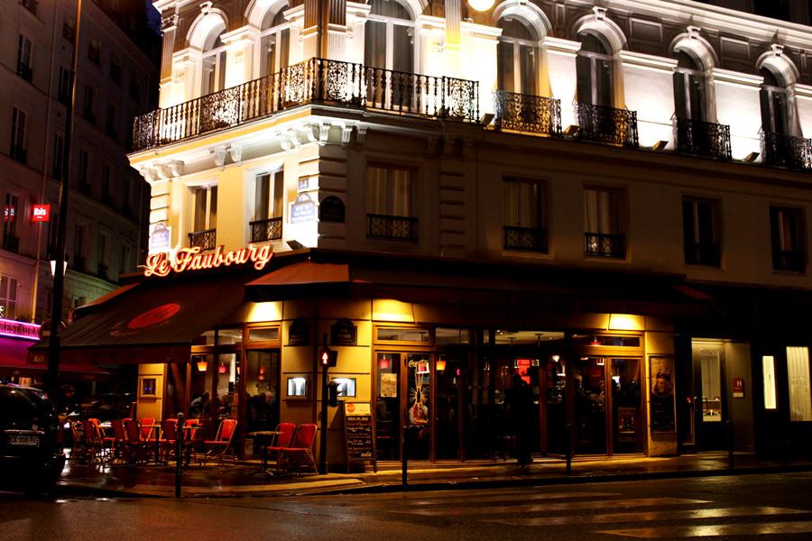 [法國] 巴黎 Paris @ Le Faubourg 34 平價餐酒