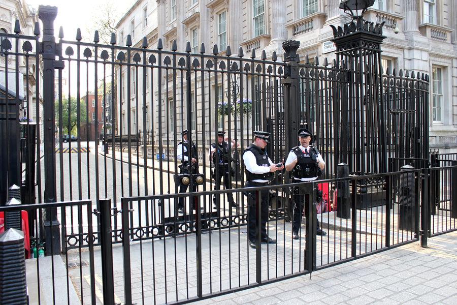 倫敦 London | 特拉法加廣場 國家美術館 禁衛騎兵團部 首相官邸
