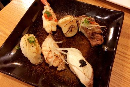 壽司弄 | 高雄握壽司專賣,來自不老壽司的平價美味