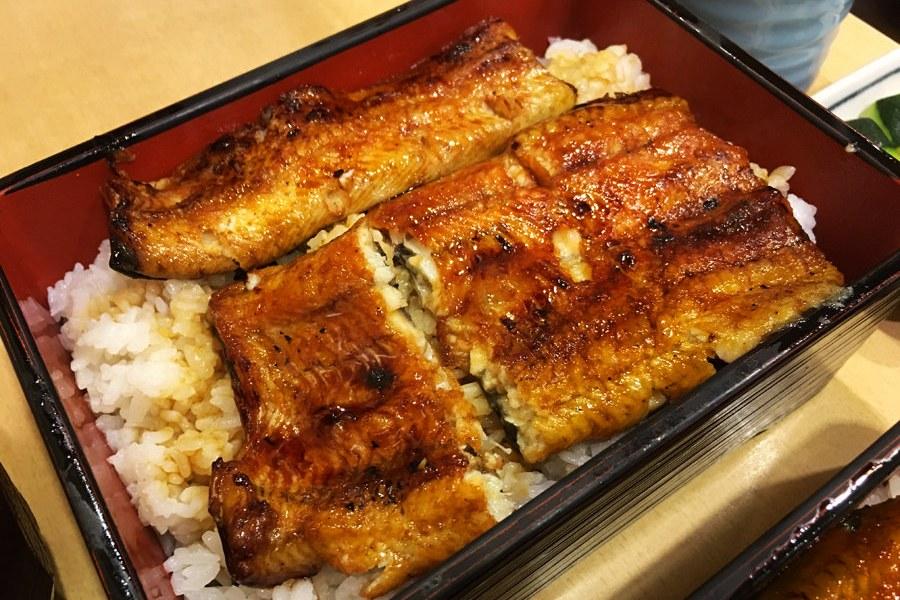 台北中山 | 鰻料理京都屋 美味日式鰻魚飯
