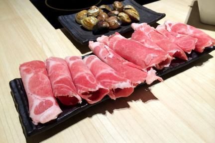 板橋中山遠百 | 天和鮮物涮涮鍋 - 吃有機養生去