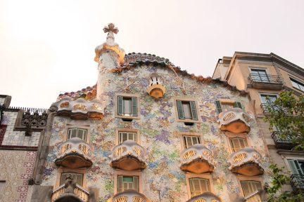 巴塞隆納 Barcelona | 巴特婁之家 Casa Batlló 造夢者高第