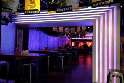 台北東區 | TKK the BAR 天啊?! 誰把頂呱呱變成夜店了!!!